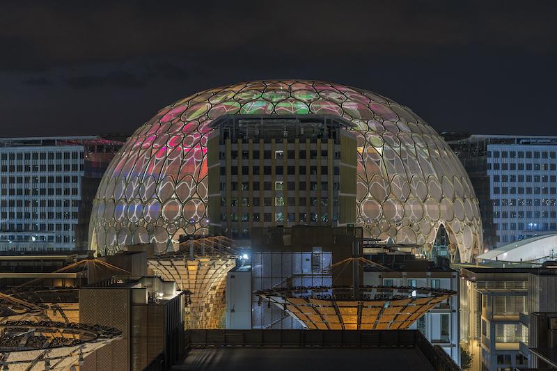 Rove Expo 2020 hotel Al Wasl Dome6