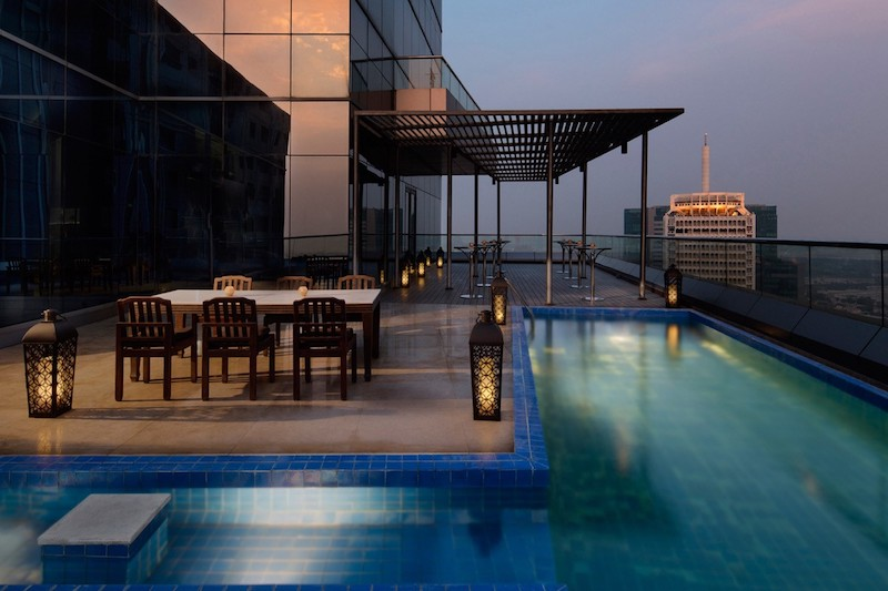 Royal Suite Terrace - The H Dubai