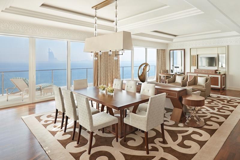 Suite in the Waldorf Astoria 2-Bedroom Family Suite