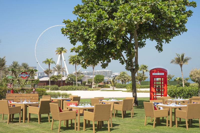 The Ritz-Carlton, Dubai, JBR - London Social 9752