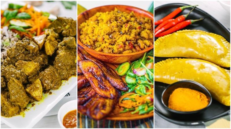 food reviews, best caribbean food Abu dhabi, best african food abu dhabi