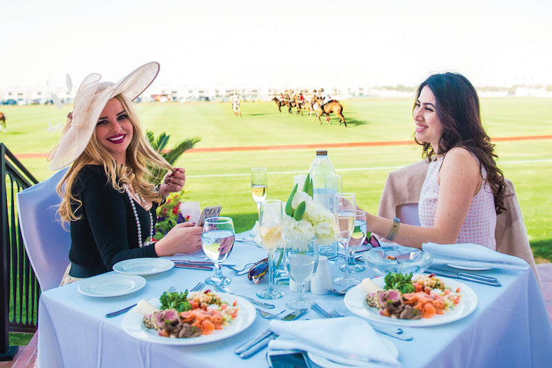 al habtoor polo brunch