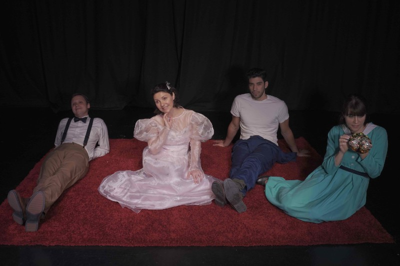 glass menagerie by the Junction Theatre