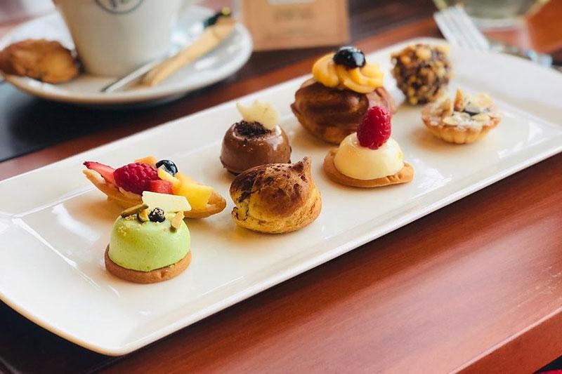 mercato centrale dessert