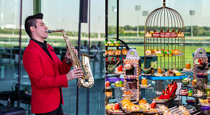 meydan hotel tuesday brunch and stay