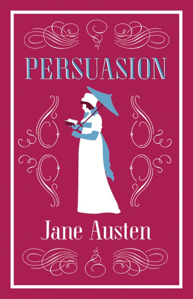 persuasion bookshelf