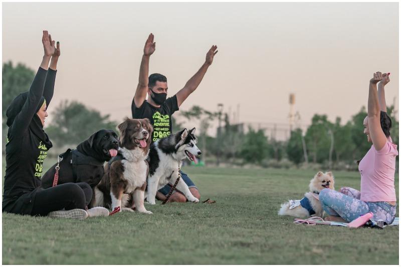 Doga dubai fitness challange