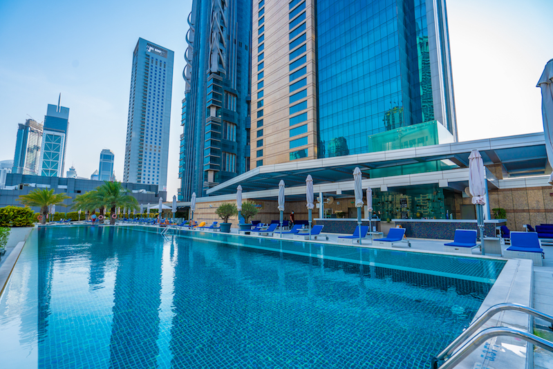 sofitel-dubai downtown staycation