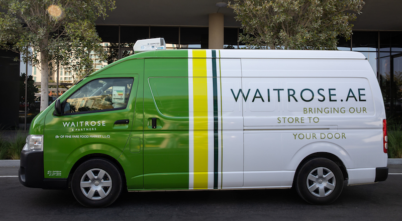 waitrose online shopping uae