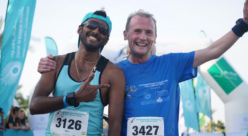 Abu Dhabi Half Marathon 2020
