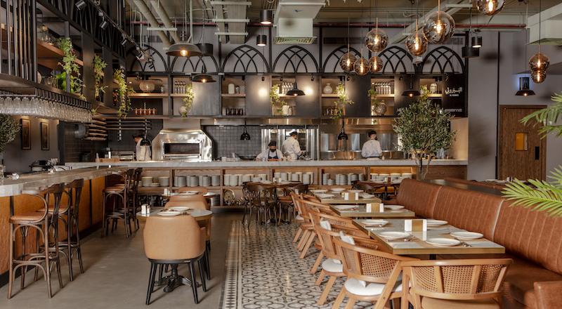 Al beiruti lebanese restaurant Dubai 1