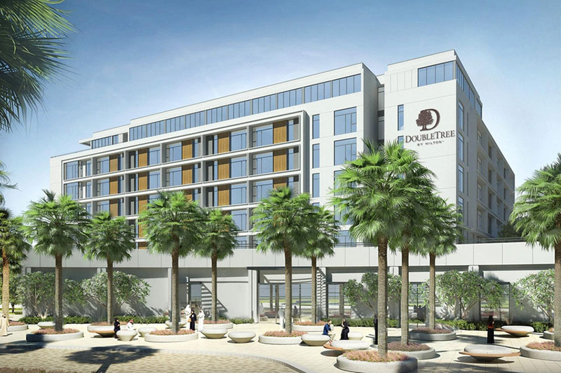 DOUBLE TREE BY HILTON WB ABU DHABI