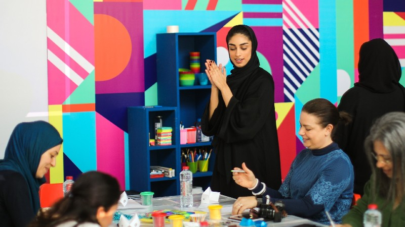 DUBAI DESIGN WEEK workshop