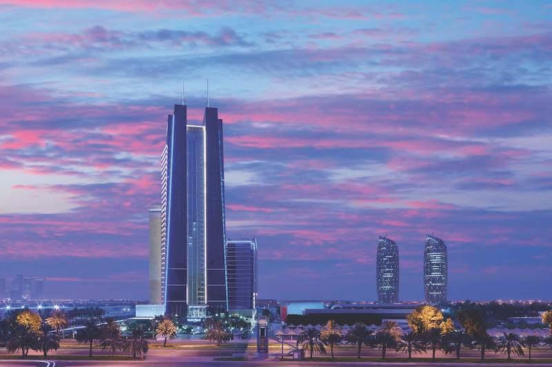 Dusit Thani Abu Dhabi - Exterior