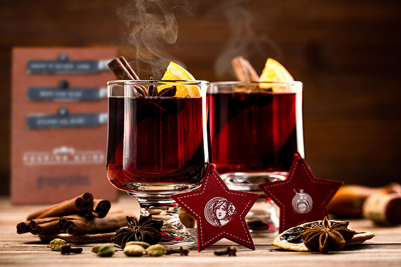 mulled wine grapeskin