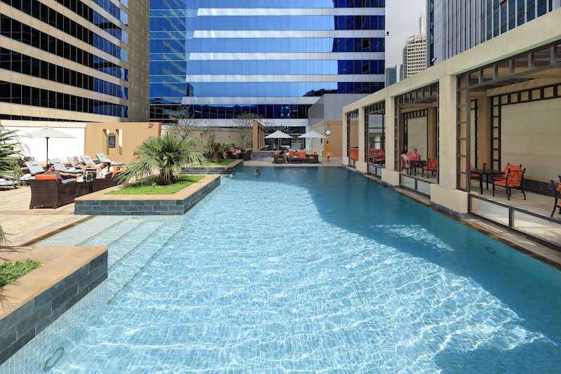 H Dubai Swimming Pool Pass