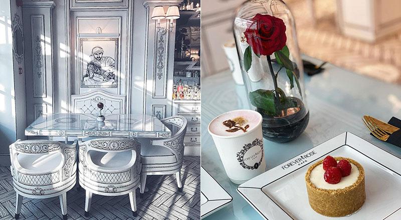 Forever Rose Cafe