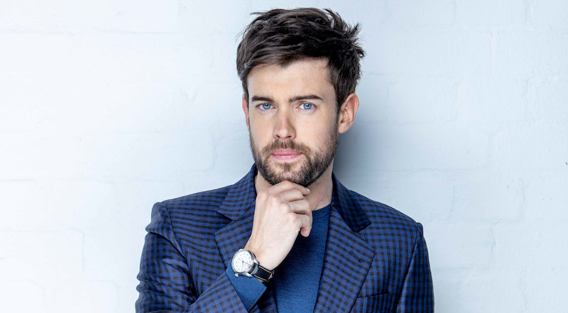 Jack Whitehall in Dubai