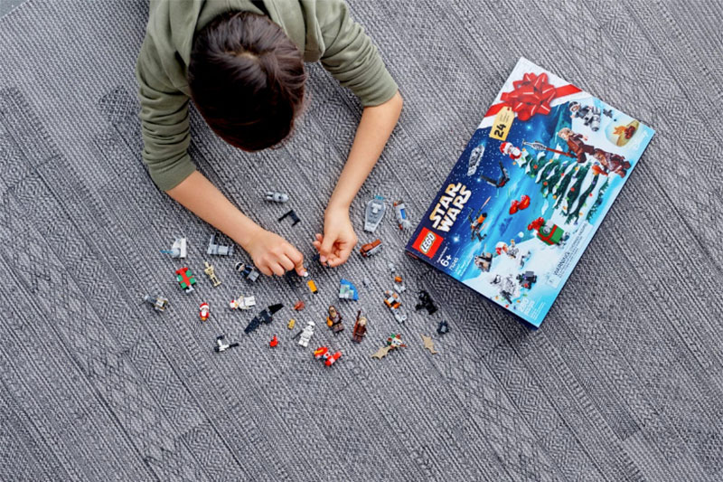 Lego starwars advent calendar