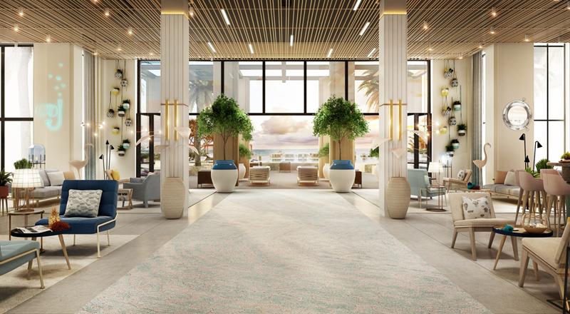 Lobby View Vida Hotels Umm Al Quwain