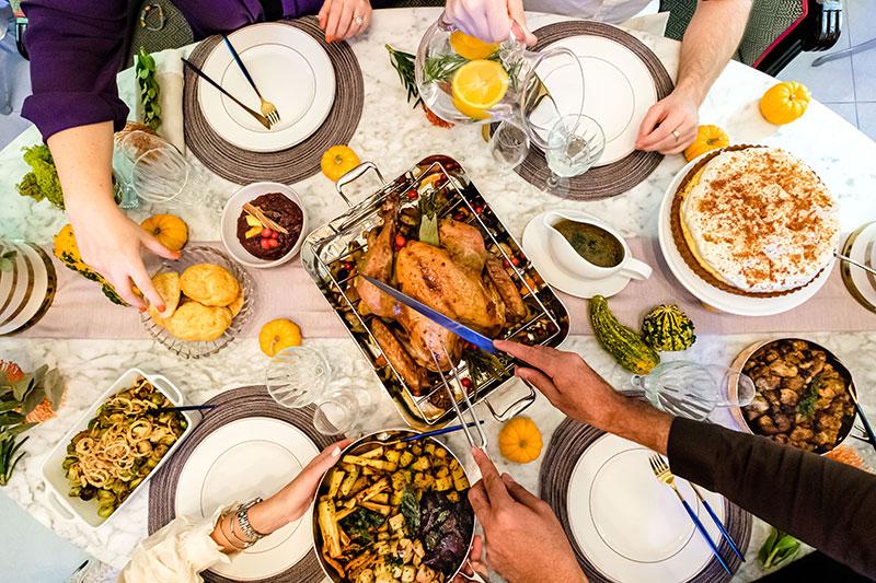 London Diary Thanksgiving Dubai