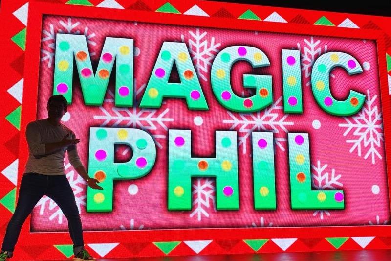 Magic Phil QE2