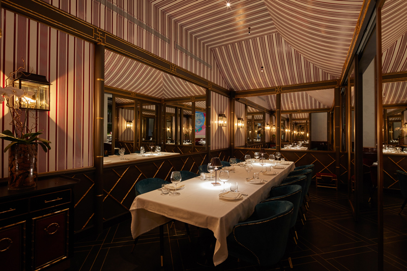 6 Of The Coolest Private Dining Rooms In Dubai Restaurants What S On