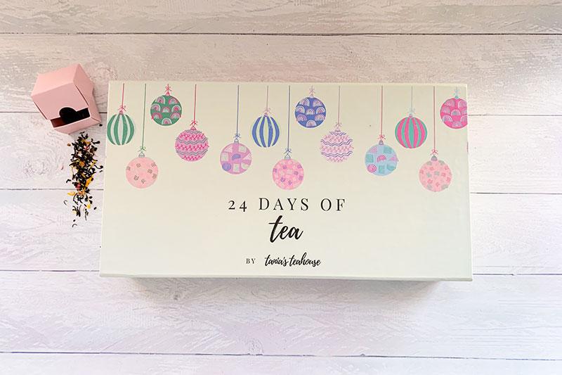 Tania's teahouse Advent calendar