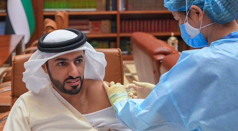 covid vaccine Dubai