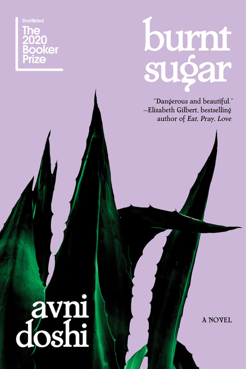 booker prize burnt sugar