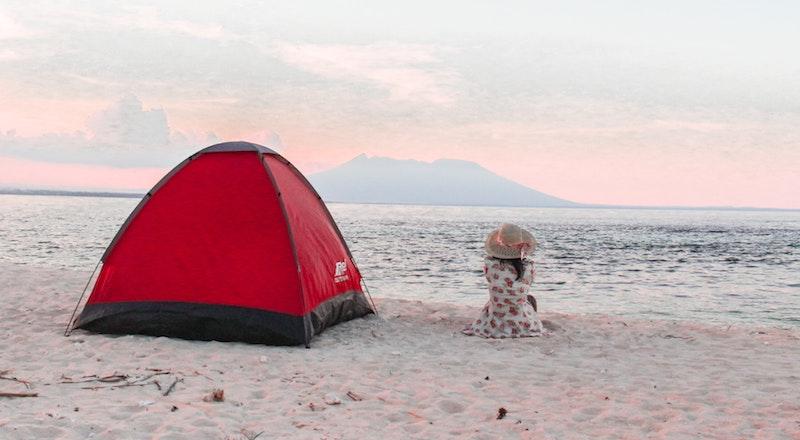 camping ban fujairah
