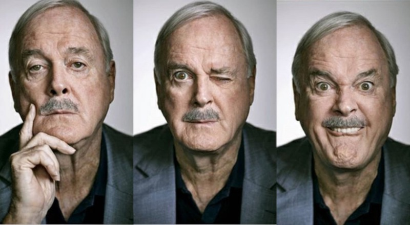 John Cleese in Dubai comedy