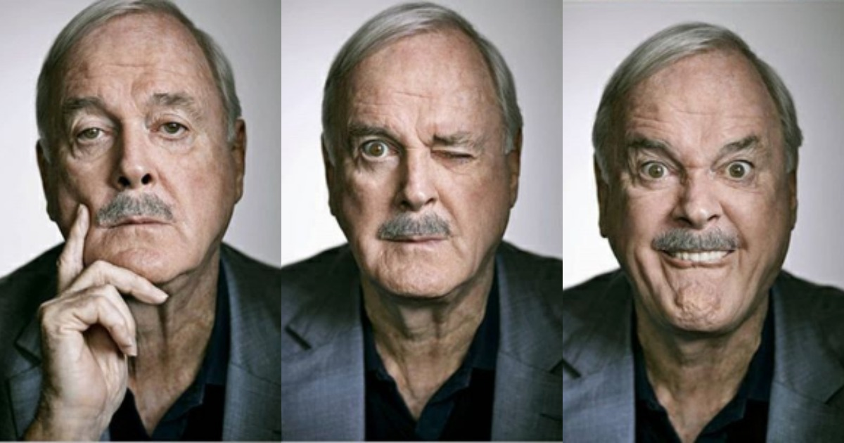 john cleese dubai motivate talent