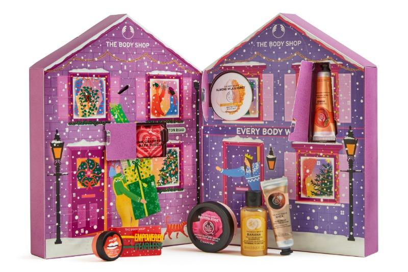 The body shop uae advent calendar