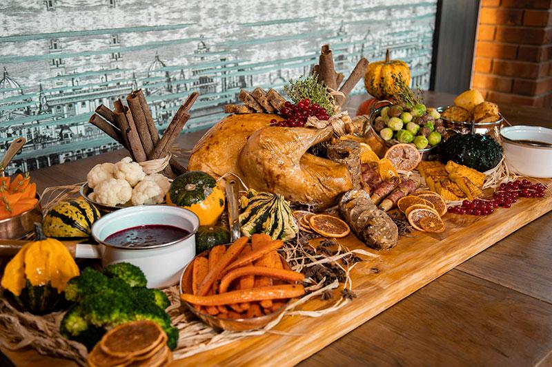 raffles dubai turkey takeaway