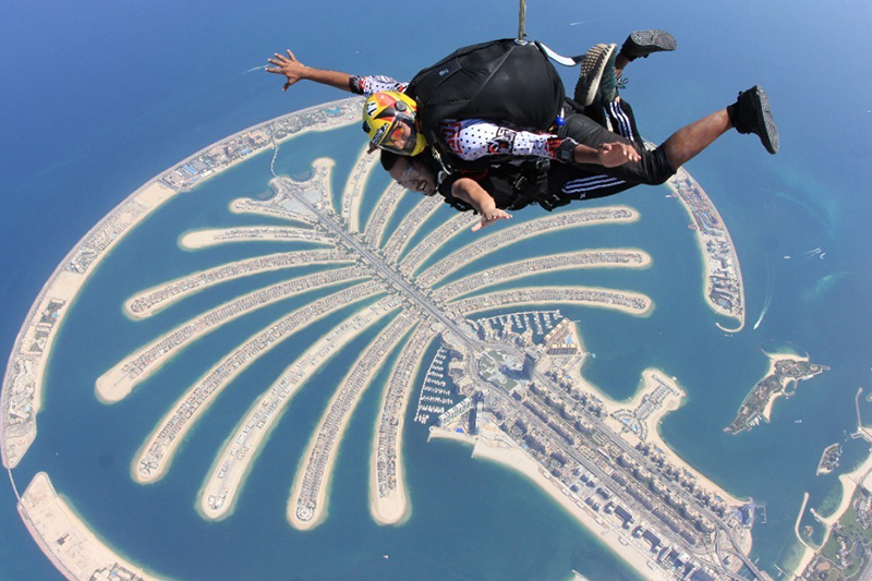 Things to do in Dubai for a birthday