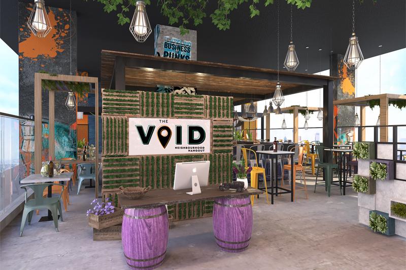 the void dubai studio city studio one hotel
