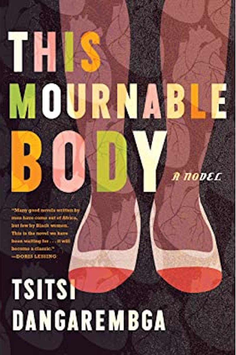 booker prize this mournable body