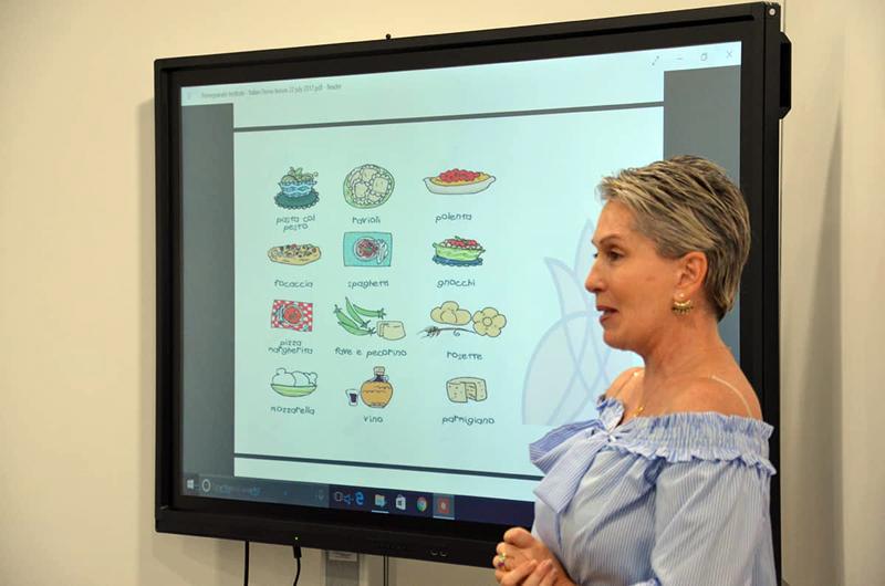 pomegranate institute dubai language course
