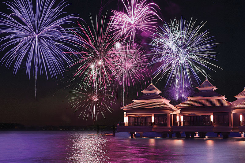 Anantara the Palm Dubai New Year