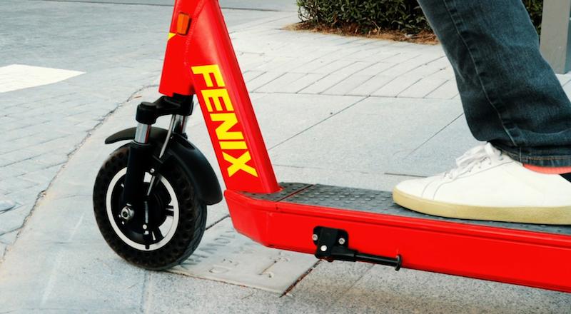 Fenix e-scooter dubai(1)