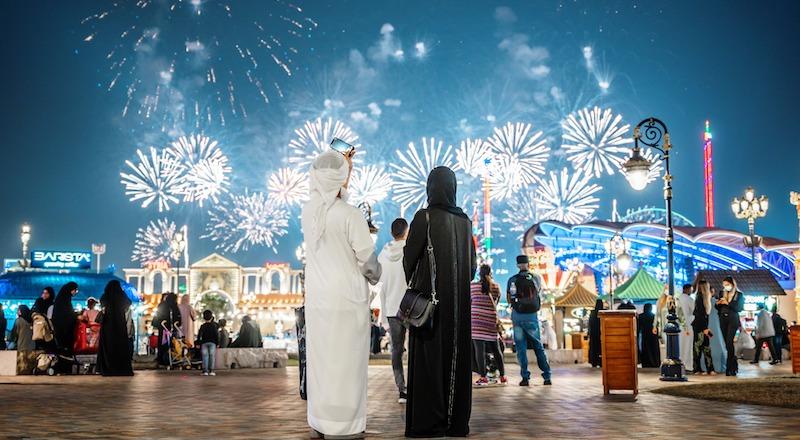 Fireworks at Global Village S25 (6)