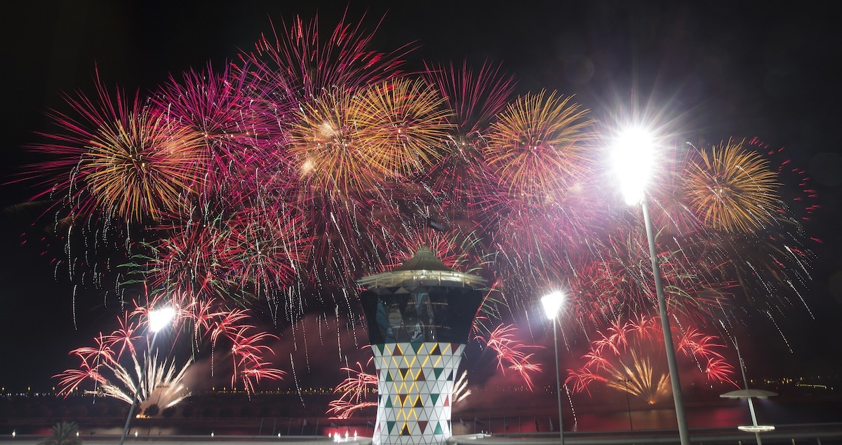 Yas Island confirms New Year's Eve firework display
