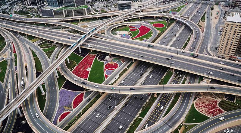 RTA road improvements