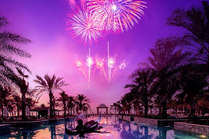 Hilton Ras Al Khaimah resort and spa NYE