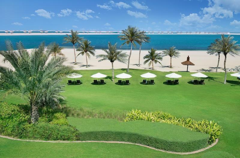 JA The Resort-Garden-beach view