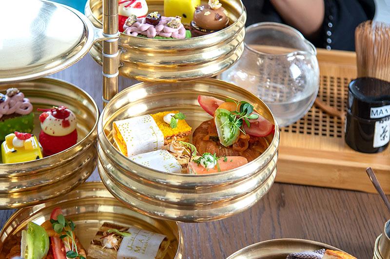 Majlis Festive Afternoon Tea