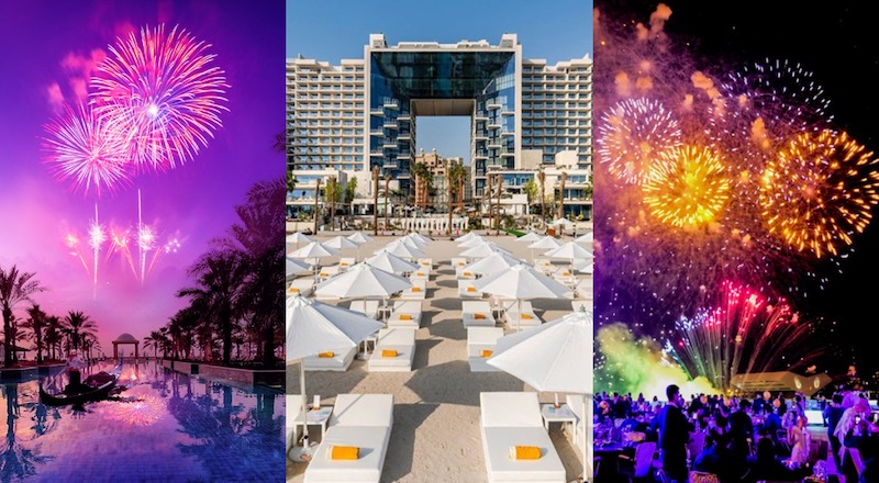 New Years Staycations Dubai