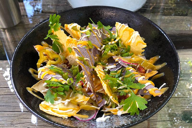 Seva conscious nachos