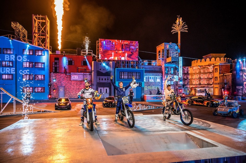 Stunt Show Mission Speed at Global Village S25 (4)